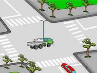 Điều 22. Nhường đường tại nơi đường giao nhau