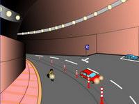 Điều 25. Giao thông trong hầm đường bộ