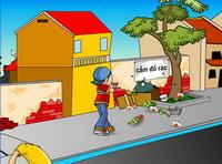Điều 34: Sử dụng đường phố đô thị