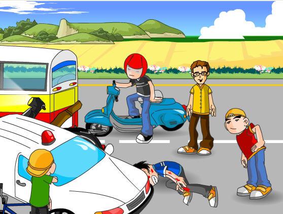 Điều 36: Trách nhiệm của cá nhân, cơ quan, tổ chức khi xẩy ra tai nạn giao thông